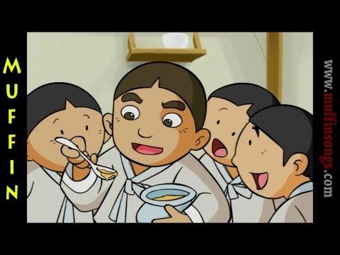 Muffin Stories – The Child that Ate Honey Çocuklar için İngilizce Masalları, Hikayeler ve Fabllar
