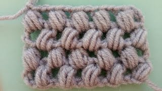 Крючок для начинающих. Урок 7: Пышный столбик. Вязание крючком.