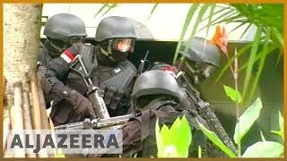 🇮🇩 Indonesia passes anti-terror laws after spate of blasts | Al Jazeera English - ALJAZEERAENGLISH