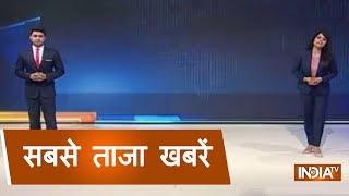 दिनभर की ताजा खबरें   HINDI NEWS   OCTOBER 23, 2018 - INDIATV