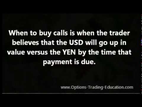 Forex Options Trading Tutorial