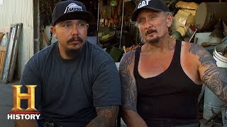 American Pickers: Bonus - Picking By Ear | History - HISTORYCHANNEL