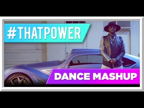 will.i.am ft. Justin Bieber I #thatPOWER I DANCE MASHUP
