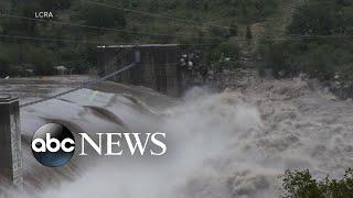 Rising rivers, drenching rain slam Texas - ABCNEWS