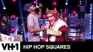 Snoop Dogg Strikes a Pose w/ the Burger King 'Deleted Scene' | Hip Hop Squares - VH1