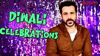 Emraan Hashmi On Diwali Celebrations, Ajay Devgn & More | Diwali Beats - ZOOMDEKHO