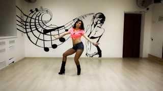 On-line урок / Go-go Dance / Inna Apolonskaya