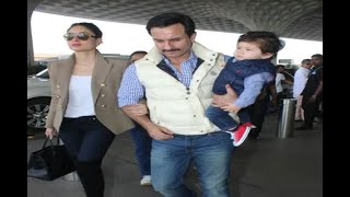 In Graphics: after kareena karishma kapoor lives for pataudi for taimur first birthday - ABPNEWSTV