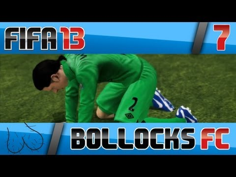 Fifa 13 - Road to a Better Bollocks FC - Ep. 7 (GOMEZ, GET OUT!)