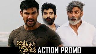 Jaya Janaki Naayaka Movie Action Promo | Bellamkonda Srinivas | Rakul Preeet Singh | TFPC - TFPC