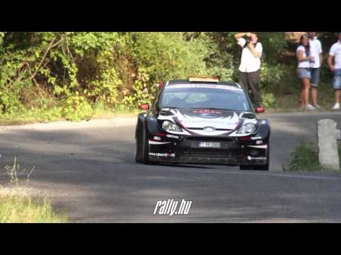 IRC Hungary - Mecsek Rally 2011 Shakedown HD by zsola@rally.hu