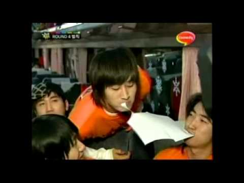 "Suju 101 ""Eating Marathon"""