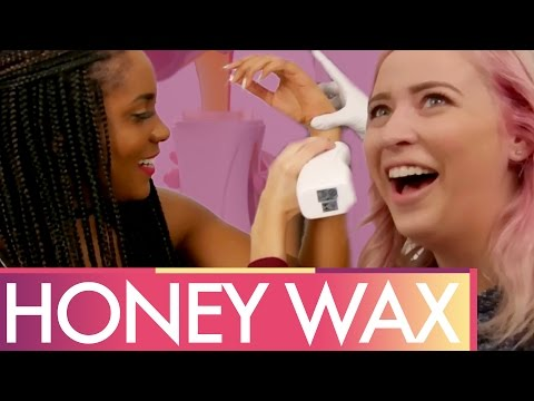 WAXING OUR BODIES?!  (Beauty Trippin)