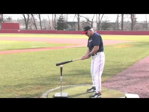 How to Hit Off of a Batting Tee