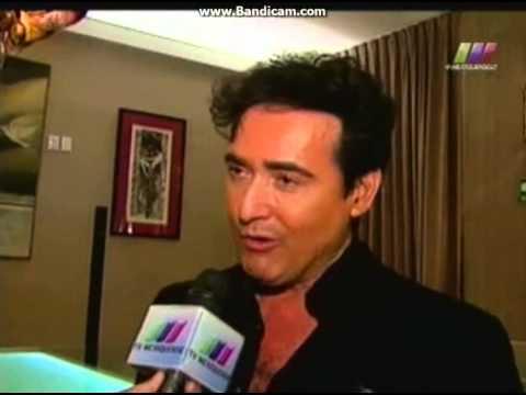 CARLOS MARIN (Il Divo) Interview 19-9-2014