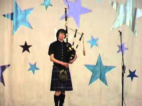 Hawick High News Bagpipe Medley