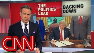 Jake Tapper: Trump surrendered for the first time - CNN