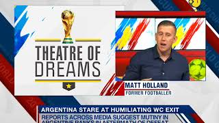 Theatre of Dreams: The cup of woes for Argentina - ZEENEWS
