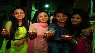 Shashtri Sisters celebrate Diwali on sets - IANSINDIA
