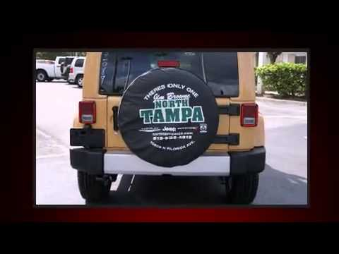 2013 Jeep Wrangler Unlimited Sahara in Tampa, FL 33612