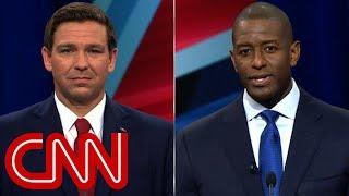 Gillum: DeSantis' monkey comment says it all - CNN