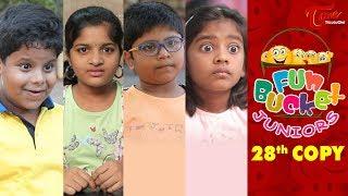 Fun Bucket JUNIORS | Episode 28 | Kids Funny Videos | Comedy Web Series - TELUGUONE