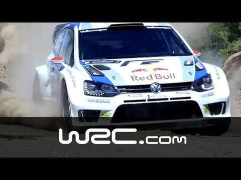 SlowMotion Special - WRC Acropolis Rally 2013