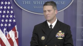 White House doctor: Trump's 'overall health is excellent' - WASHINGTONPOST
