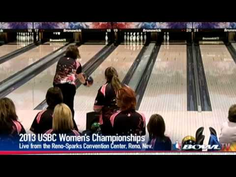 2013 Women's Championships: Joey Biondo (team)