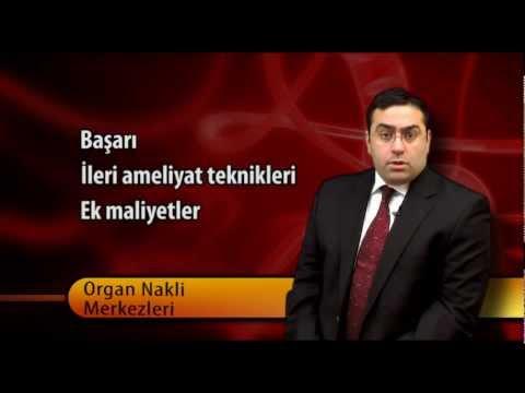 Doç.Dr.BARIŞ AKIN - ORGAN NAKİL MERKEZLERİ - BÖBREK NAKLİ