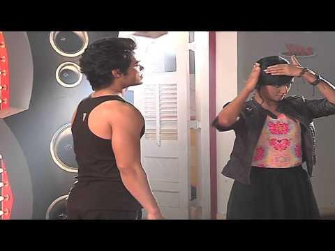 Dil Dosti Dance Amar and Shakti's Masti  Behind The Scene