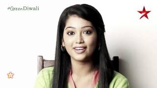 Veera urges you all to Go Green this Diwali! - STARPLUS