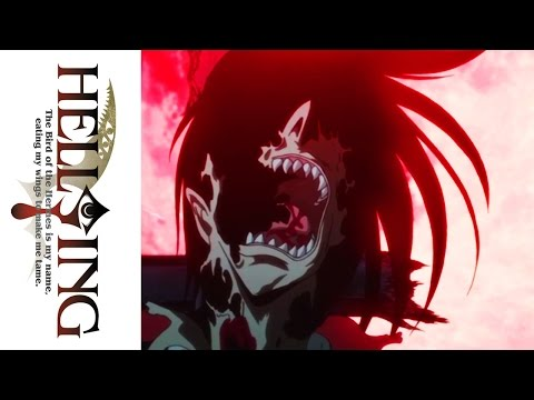 Hellsing Ultimate - What Does It Take To Kill A Monster? (Official Clip) --3ktLn2Z5fE