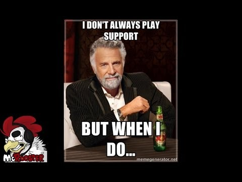 I Don't Always Support