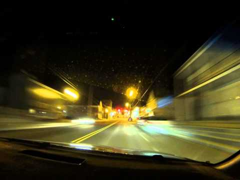 Time Lapse Video From Frostburg to Hagerstown Md. 8fps
