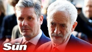 Corbyn unveils plan to avert no-deal Brexit - THESUNNEWSPAPER