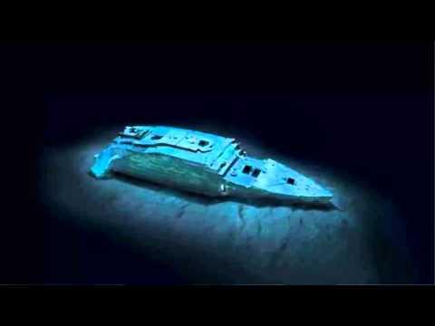 FOTOS REALES DEL TITANIC HUNDIDO. Impresionante