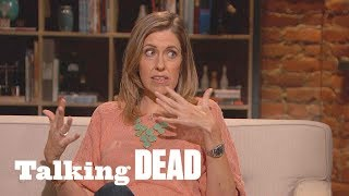 'Will There Be a Negan and Beta Showdown?' Fan Questions Ep. 914 | Talking Dead - AMC
