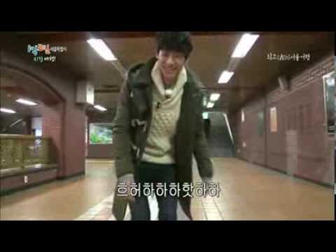 [ENG] Funny Metro CF by Jung Joon Young in 2D1N