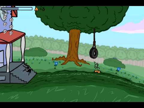 Fancy Pants Adventure 3 Sneak Peek Game