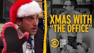 """The Office""'s Best Holiday Clips & A High-Stakes Yankee Swap - COMEDYCENTRAL"