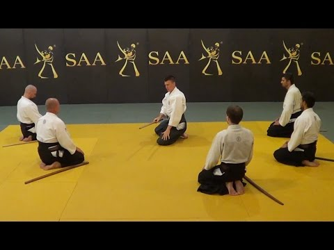 Attack in Aikido Game
