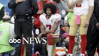 NFL owners to meet after facing legal action from Colin Kaepernick - ABCNEWS