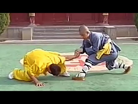 Shaolin kung fu 32 joint-lock (qin na) methods