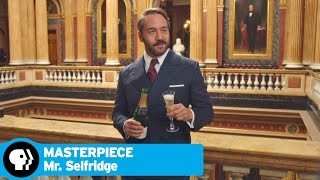 MASTERPIECE | Mr. Selfridge, Final Season: Who Is Harry? | PBS - PBS