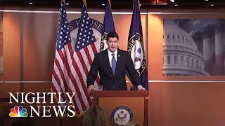 Some Senate Republicans Concerned About Lumping Health Care In Tax Plan | NBC Nightly News - NBCNEWS