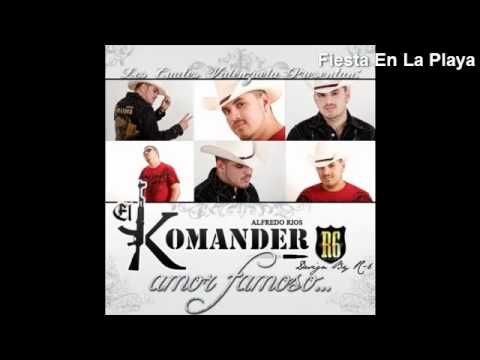 El Komander - Fiesta En La Playa  2011 --5LqEzsYP9M