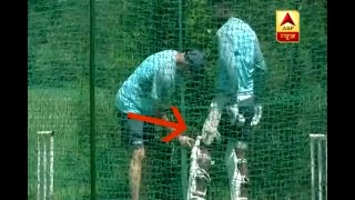 Ahead of third Test opener Rahul gets injured during practice session - ABPNEWSTV