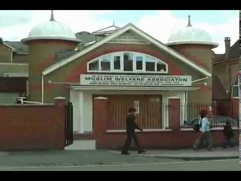 Church Converted to a Mosque - Wembley Central Mosque