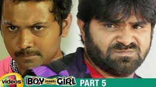 Boy Meets Girl Latest Telugu Full Movie HD | Siddharth | Kanika Tiwari | Nikitha Anil | Part 5 - MANGOVIDEOS
